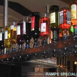 Rampe Sirops, Alcools, Liqueurs
