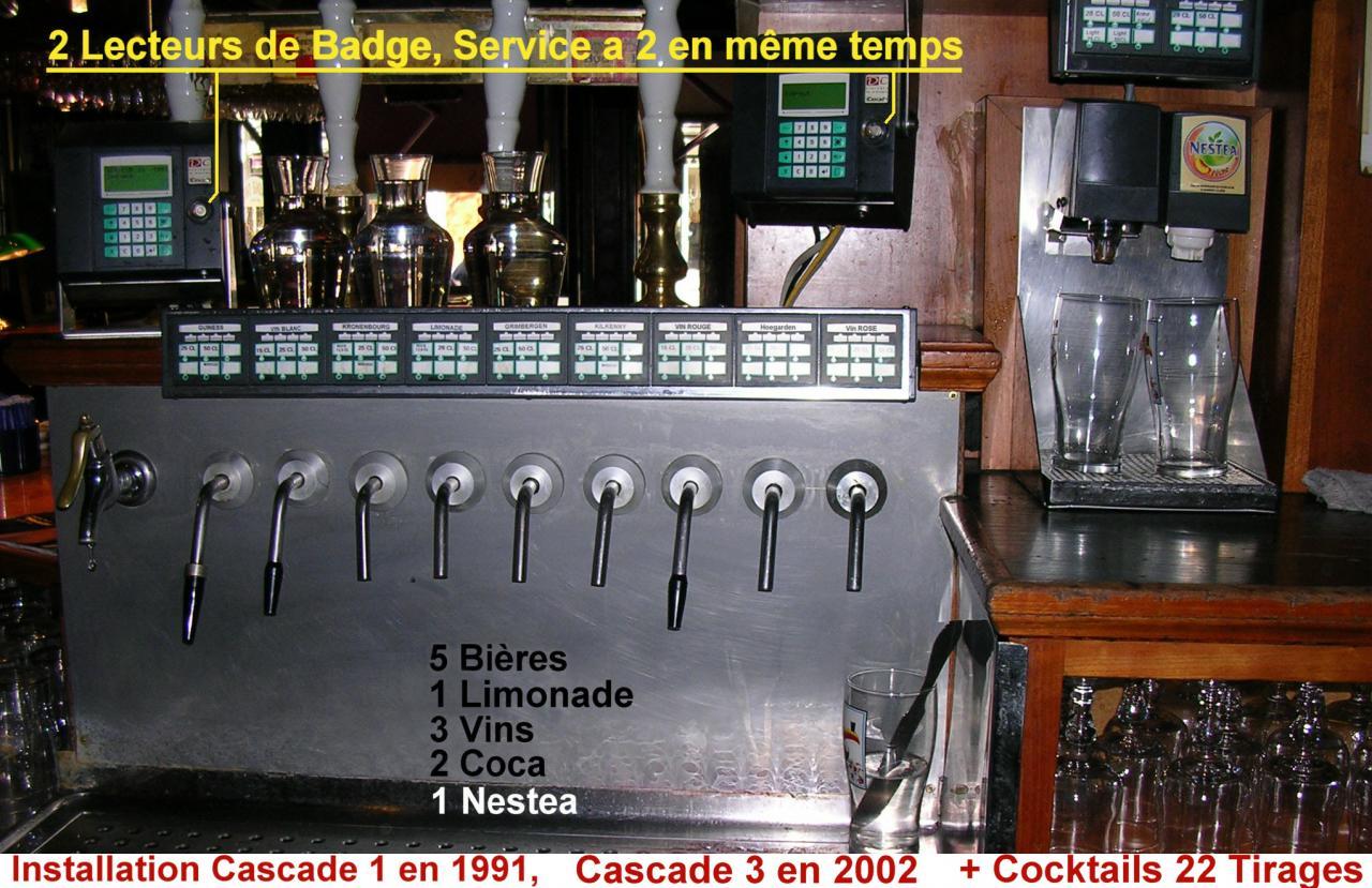 Tourelle Bieres, Vins, Limonade, Sodas